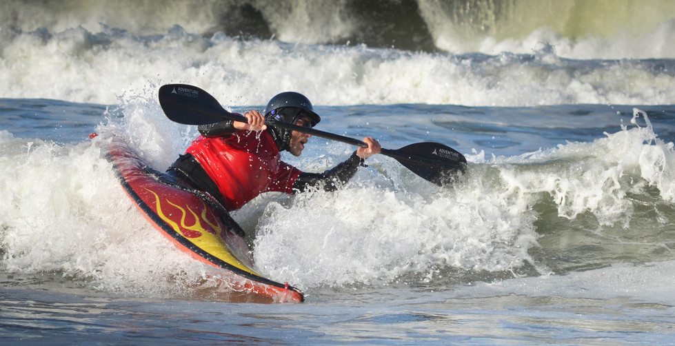 """PDI - """"In The Surf"""" by Kathy Stewart (9 marks)"""