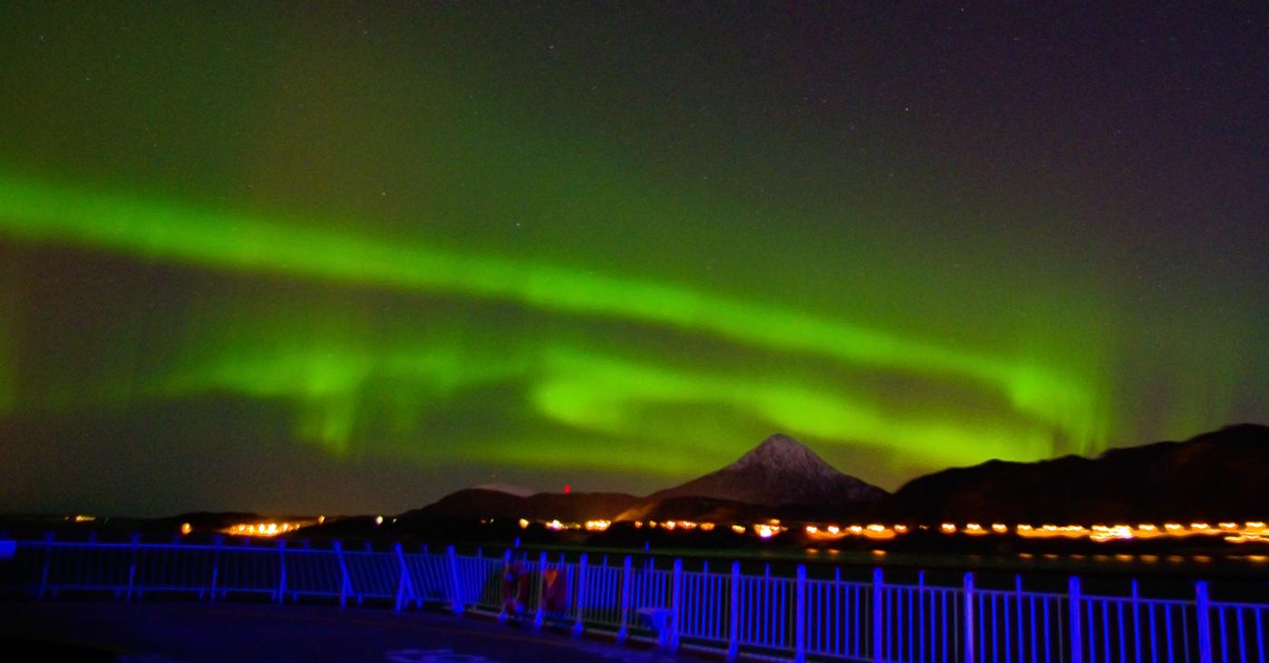 Aurora near Tromso