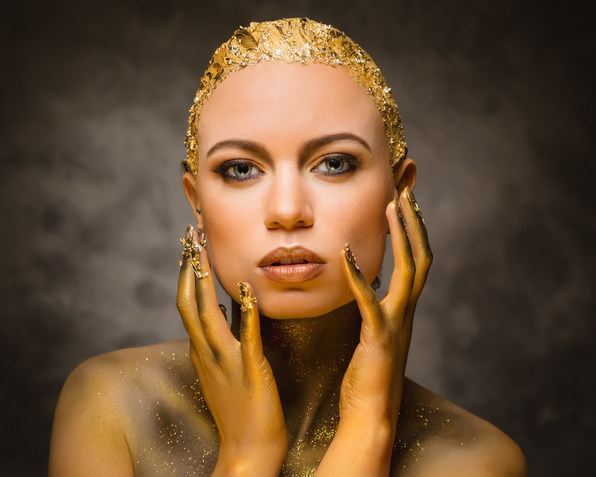 """Gold"" by Darren Brown"