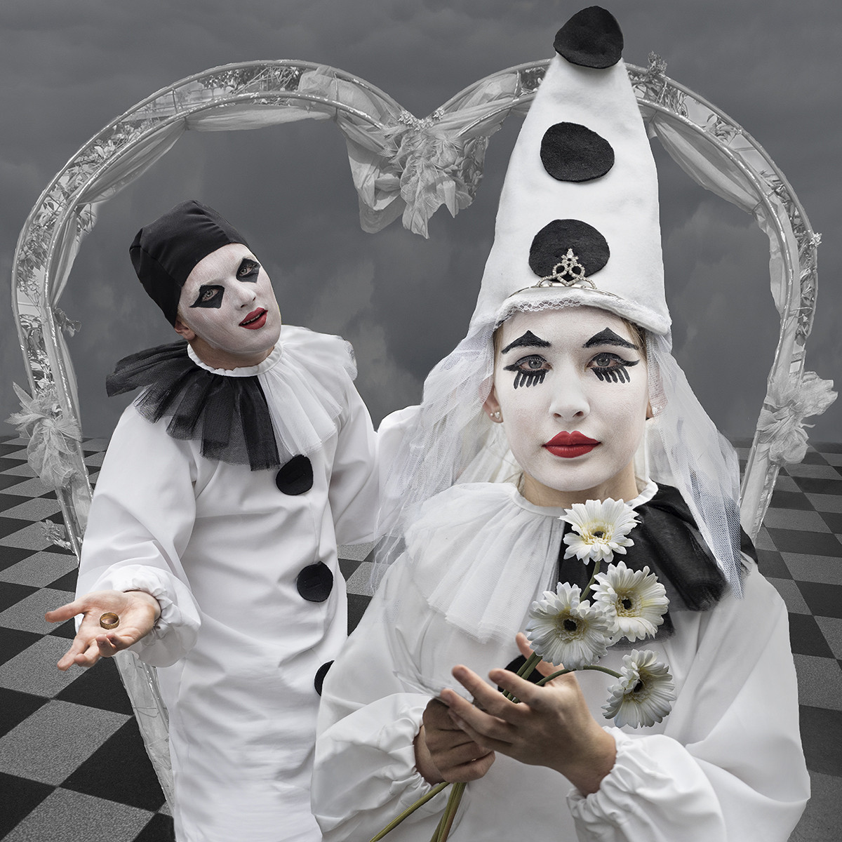 PDI - The Wedding by Wanda Mackie (20 marks)