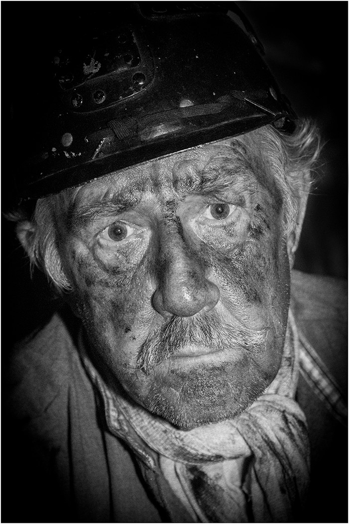 MONO - Tired Old Man by Cliff Emery (19 marks)