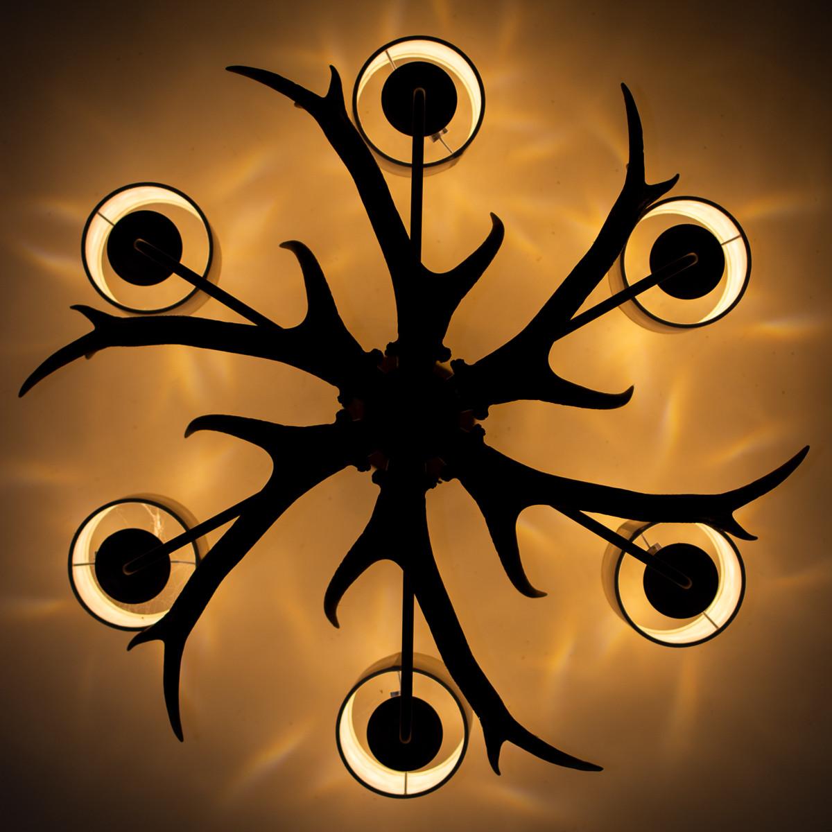 PDI - Ceiling Light by Steve Stewart (10.5 marks)
