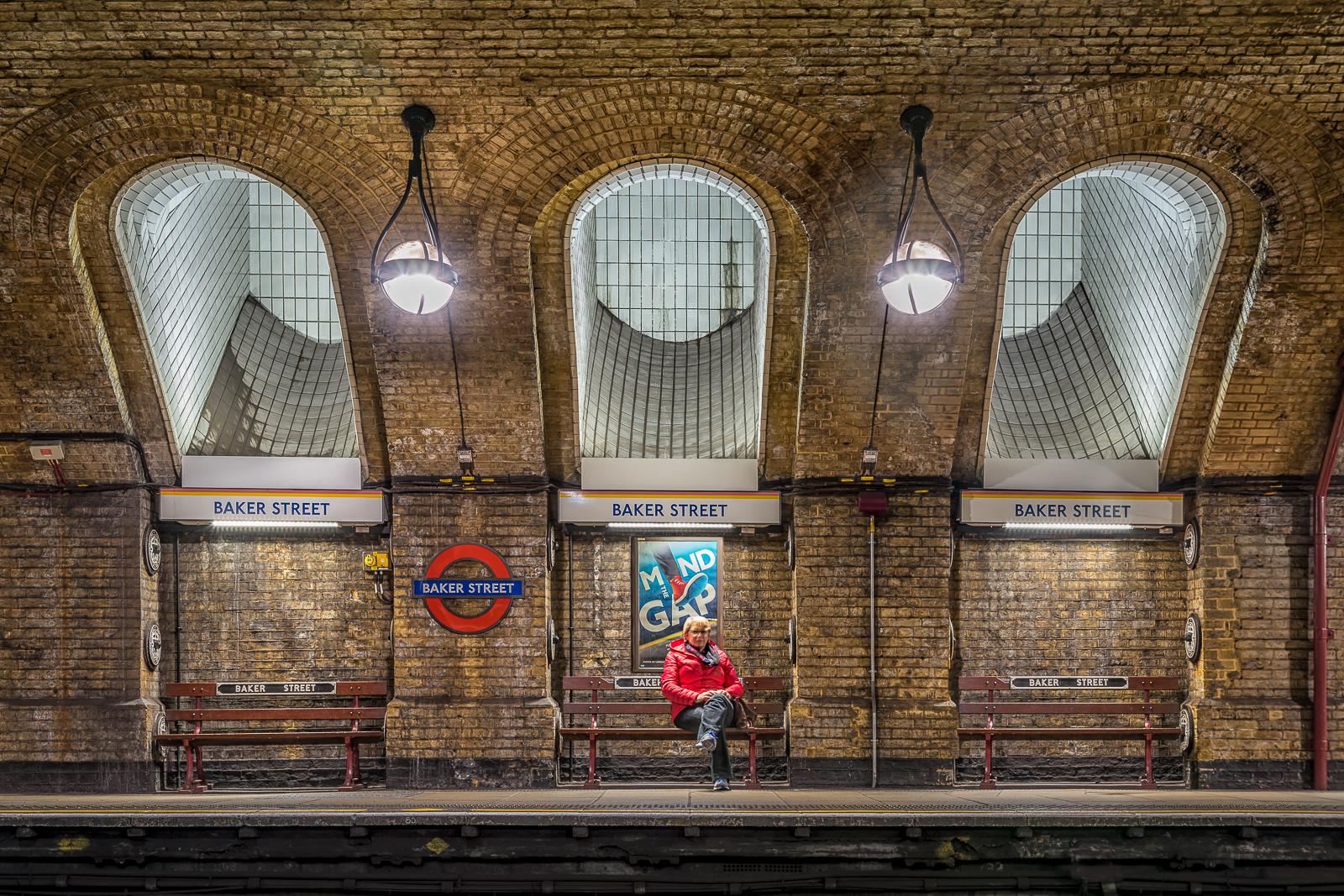 Baker Street - Mind the Gap