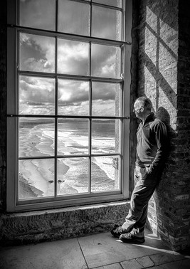 """""""Storm Watching"""" by Brian Maguire (17 marks)"""