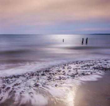 """""""Sunset Beach"""" by Eileen McCausland"""