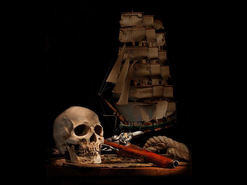 PDI - Treasure Island - Robert Louis Stevenson by Colin Gamble (9 marks)