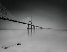 """Vasco Da Gamma Bridge"" by Hugh Rooney"