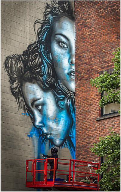 """Belfast Wall Art"" by Stephen McWilliams"