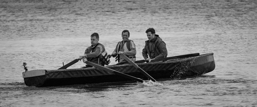 MONO - Three Men in a Boat - Jerome K Jerome by Claire Russell (10 marks)