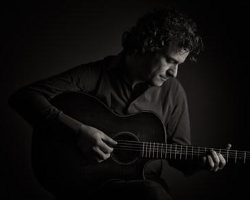 """Guitar Player"" by Darren Brown"