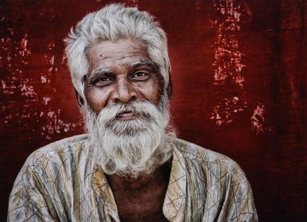 """Grey Beard"" by Hugh Wilkinson"