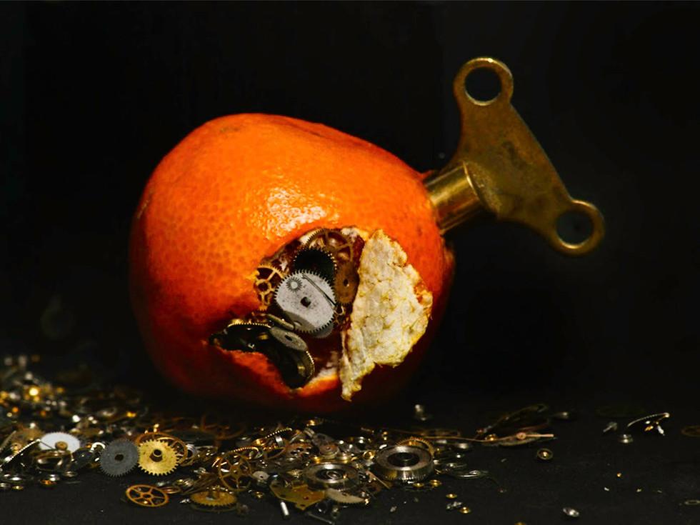 PDI - A Clockwork Orange - Anthony Burgess by David Adams (10 marks)