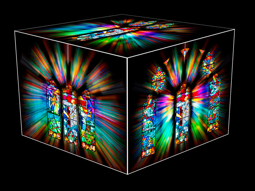 PDI - Box of Light by Brian Hennessy (11 marks)