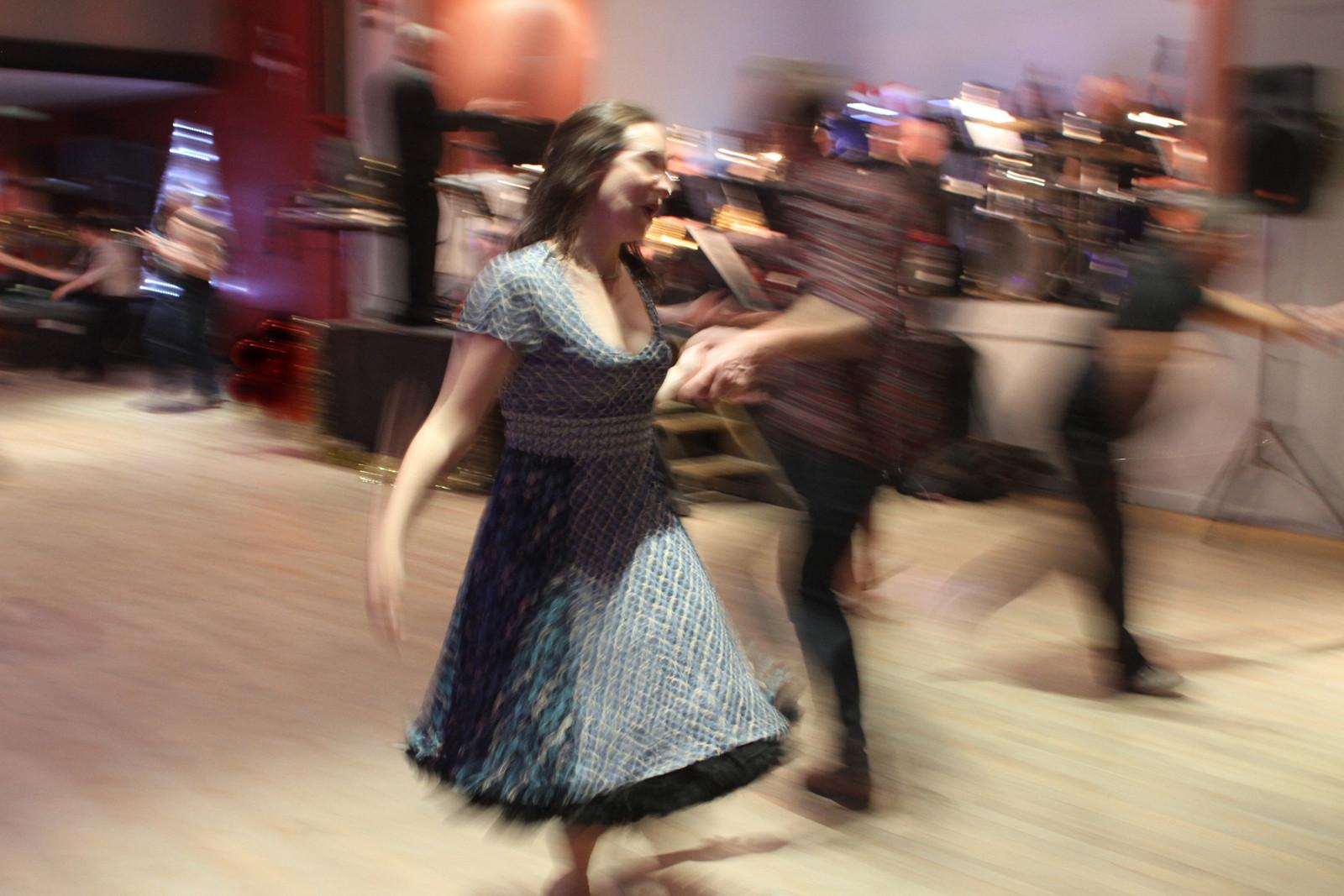 PDI - Swing Dance - Scott Cupit by John Belshaw (11 marks)