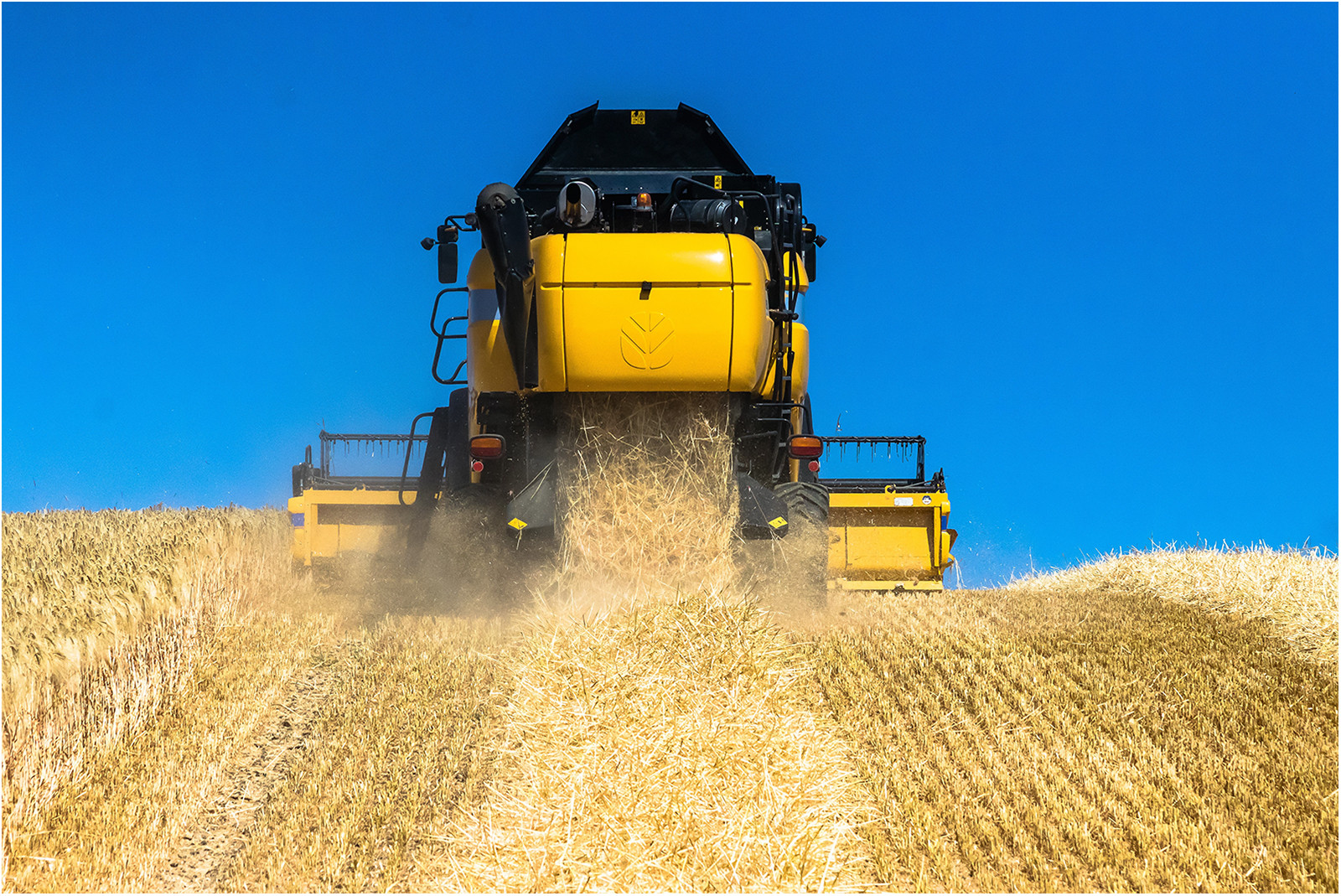 PDI - The Combine Harvester - The Wurzels by Michael Smyth (11 marks)