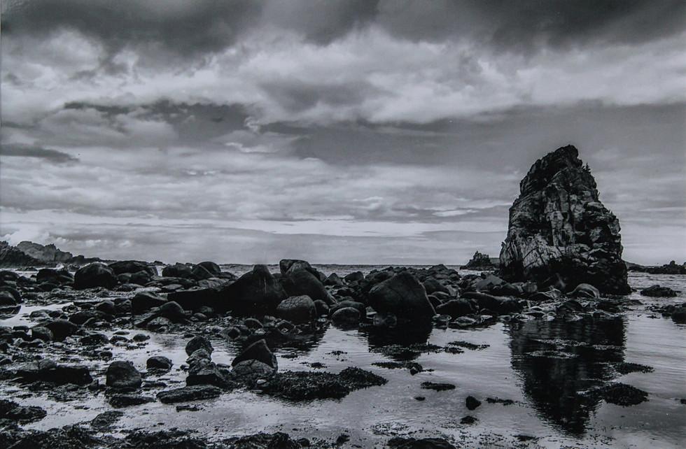 MONO - Calm before the Storm by David McClements (8 marks)