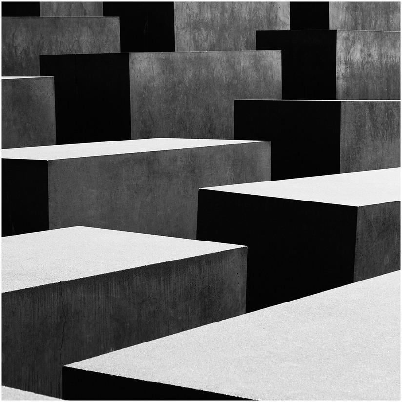 MONO - Shades by Gary Johnston (9 marks)