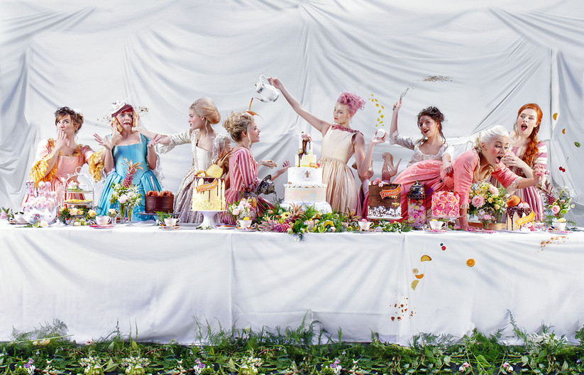 PDI - Let Them See Cake by Ian Munro (18 marks)