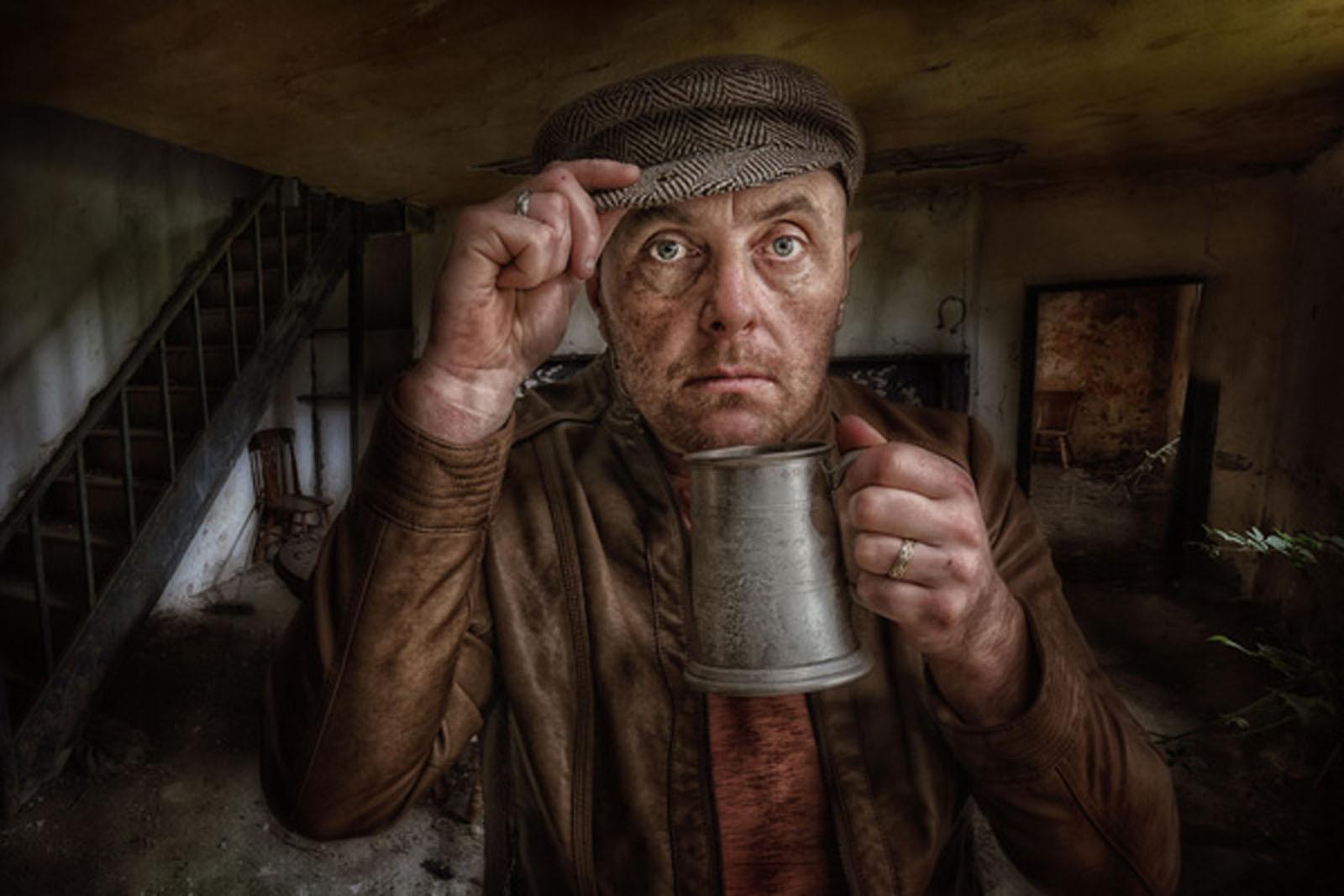 COLOUR - Tavern Man by Vadim Lee (20 marks)
