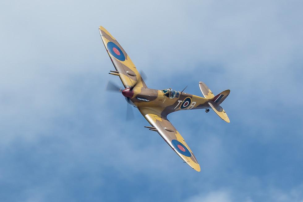 PDI - Spitfire Mk.VC by David Carlisle (10 marks)