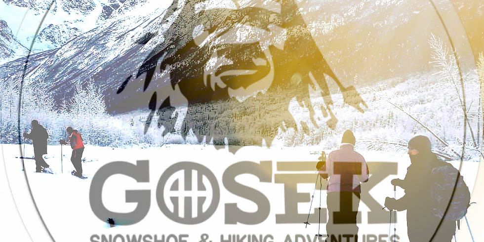 GoSek, Snowshoe & Hiking Adventures