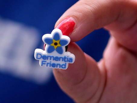 Dementia Friends and MiDAS - New Training Round