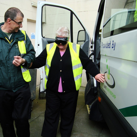 Accredited Transport Training