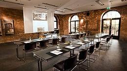 QET academy |Gastwerk Hamburg Seminarraum