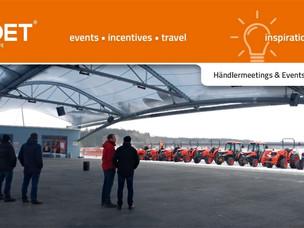 QET active Inspirations 010:  Händlermeetings & Events
