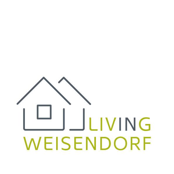 "Logo ""Living Weisendorf"""