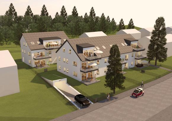 Immobilien 3D-Visualisierungen und Marketingunterstützung