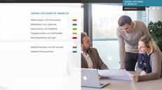 HanseProject – Geschäftsausstattung, Imagebroschüre und Webauftritt