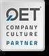 QET Company Culture Partner Label