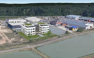 Westpark A3 Büro und Gewerbeimmobilie bei Erlangen