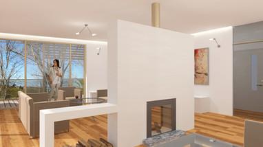 Interieur-Design & Visualisierungen, 3D-Modeling für den DambachPark