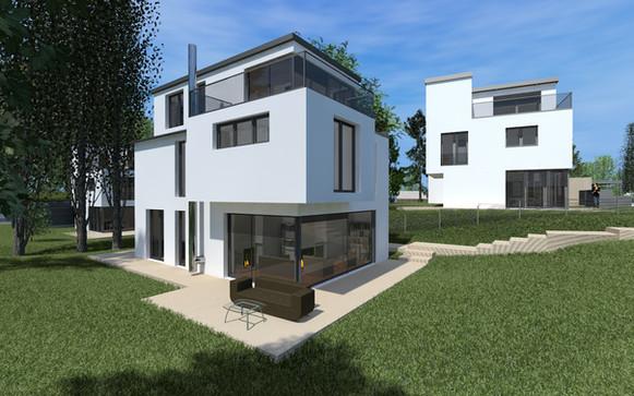 3D-Visualisierung von Immobilien