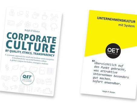 2. Auflage QET Buch Unternehmenskultur
