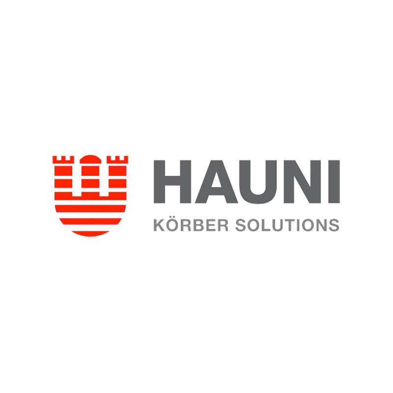 Konzeption und Innenausbau für Hauni