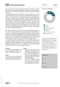 QET Datenblatt Q02 Soziale Kompetenzen