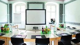 QET academy |Schloss Thurnau Tagungsraum