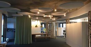 Office Innenausbau für Hauni Ottensen (Körber Stiftung)
