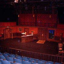 Scenery from a recent production