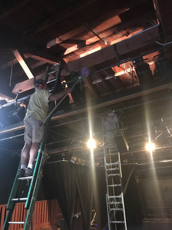 Rigger in action