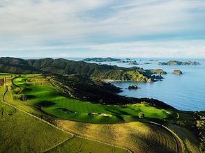 Kauri Cliffs Golf