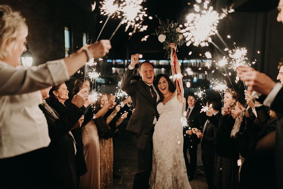 Wedding planning celebration