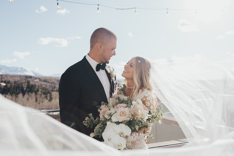 Taylre and John Telluride Destination Wedding