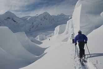 Ski the Glaciers