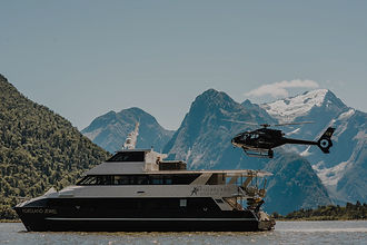 Cruise the Fiord's in Style