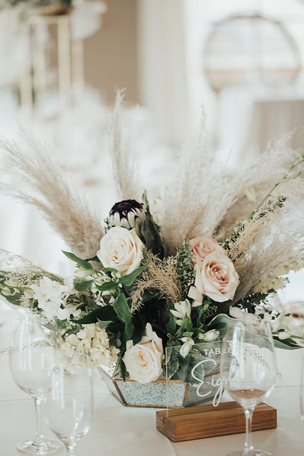Event Flowers and Table Decorations