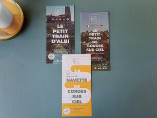 Identité Compagnie des Petits Trains Occitans
